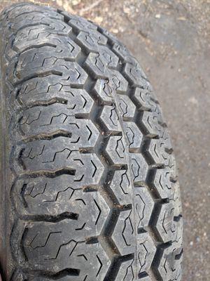 Spare trailer tire on rim for Sale in Beaverton, OR