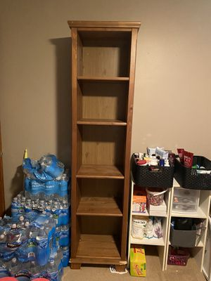2 bookshelves/towers for Sale in Costa Mesa, CA