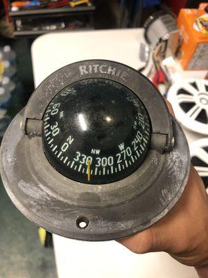 Richie boat compass for Sale in Miami, FL