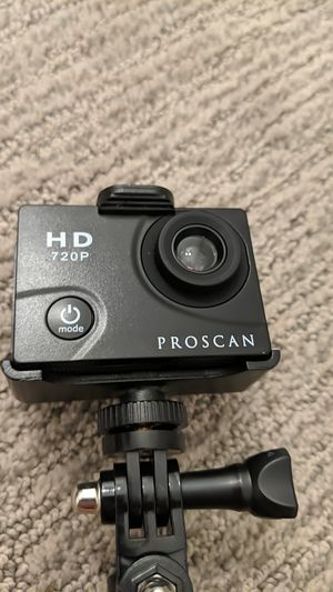 Black Proscan camera for Sale in Center Point, IA