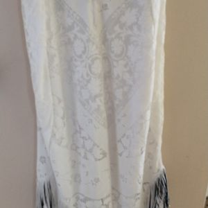 Country Wedding Dress With Headband for Sale in Spring Hill, FL