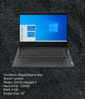"Brand New in Box - 14"" Windows 10 Laptop 💻 - 128 SSD HD, 4 GB RAM, HDMI, Webcam, etc for Sale in Columbia, SC"