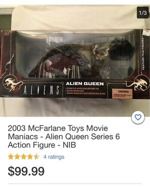 Alien Queen Series Action Figure. Collectible for Sale in Pumpkin Center, CA