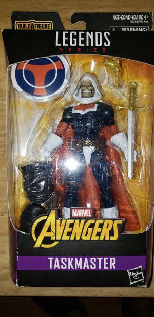 Marvel Legends Avengers Infinity War Taskmaster Thanos Baf for Sale in Chicago, IL