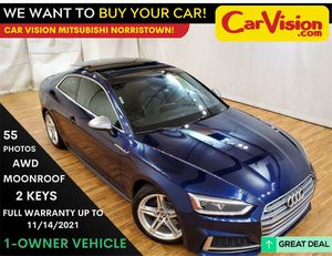 2018 Audi S5 Coupe for Sale in Norristown, PA