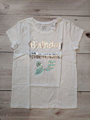 Girls Mermaid Birthday Shirt NWT for Sale in Seminole, FL