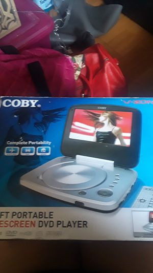 COBY PORTABLE DVD PLAYER for Sale in Los Angeles, CA