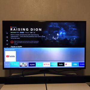 Samsung 40 inch 4K Smart TV for Sale in Los Angeles, CA
