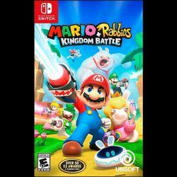 Mario Plus Rabbids Kingdom Battle for Sale in Cupertino,  CA
