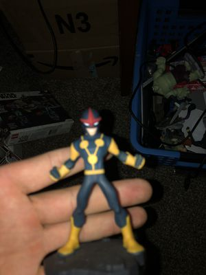 Nova Figure For Disney infinity for Sale in Wheaton, IL