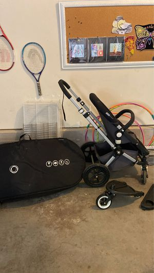 Bugaboo cameleon stroller and bassinet complete package for Sale in Franklin, TN