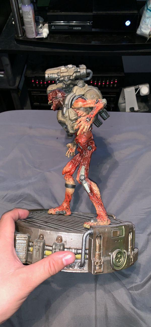 Doom revenant collectible statue