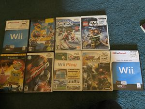 Wii games for Sale in Fort McDowell, AZ