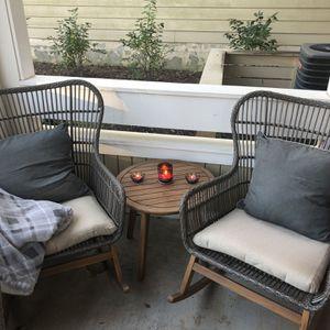 Patio Furniture See description for Sale in Fairfax, VA