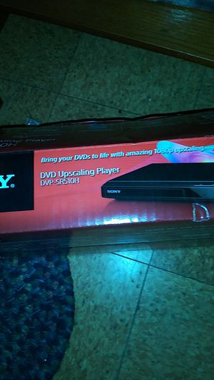 DVD player for Sale in Rochester, NY