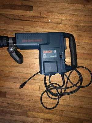 Bosch 14 Amp Corded Variable Speed SDS-Max Concrete Demolition Hammer for Sale in Opa-locka, FL