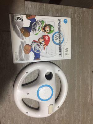 Wii Mario kart n wheel for Sale in Torrance, CA
