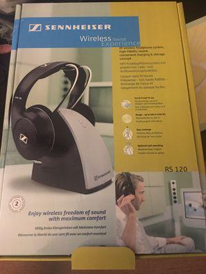 New in box..Sennheiser wireless headphones.. for Sale in Durham, NC