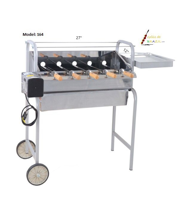 Authentic Brazilian BBQ Grill (Charcoal)