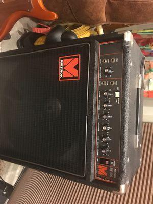 Multivox m64 amplifier for Sale in Fort Lauderdale, FL