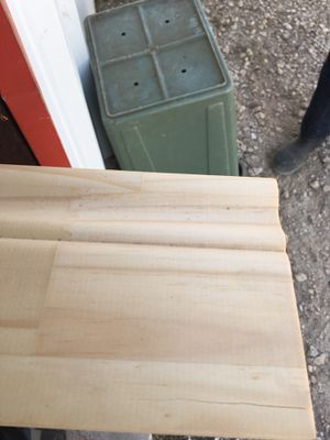 Real wood 16 long 6 inch trim for Sale in Red Oak, TX