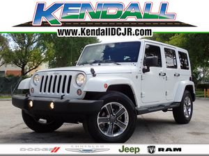 2014 Jeep Wrangler Unlimited for Sale in Miami, FL