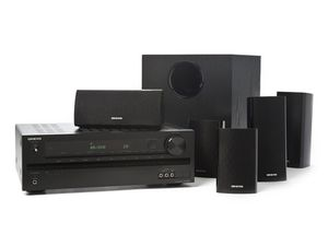 ONKYO -AVX 290 5.1 Channel Home Theatre Receiver/ package system for Sale in Joliet, IL