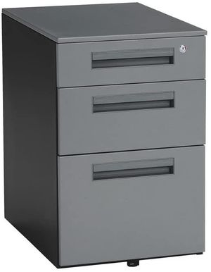 "3 Drawer Mobile File Pedestal 15.5"" x 23"" x 24"" NEW! for Sale in Fresno, CA"