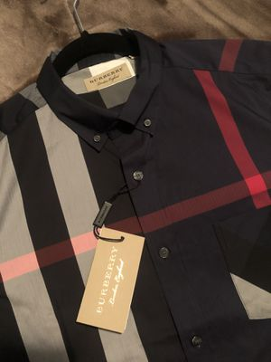 BURBERRY Collar Shirt for Sale in Colton, CA