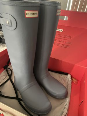 Hunter rain boots for Sale in Ontario, CA
