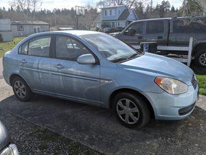 UPDATE:2007 Hyundai Accent for Sale in Hansville, WA