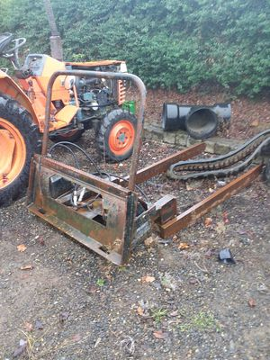 Fork lift attachment for bobcat skid steer for Sale in Brush Prairie, WA