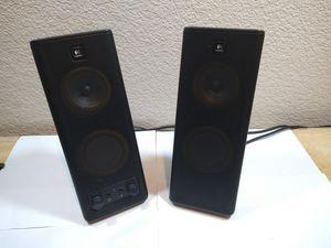 Logitech X-140 2.0 Speakers for Sale in Sacramento, CA