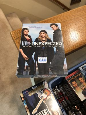 Life Unexpected The Complete First And Second Seasons DVD Brand New Factory Sealed tv series 1 2 one two the cw rare oop discontinued for Sale in Buena Park, CA