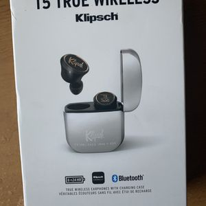 Klipsch T5 True Wireless earphones for Sale in Atlanta, GA