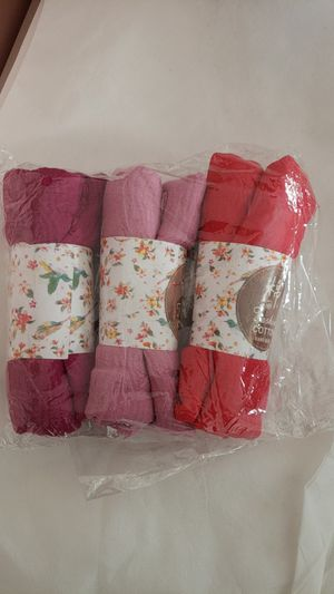 3 cotton shawls / Hijabs for Sale in Lynn, MA