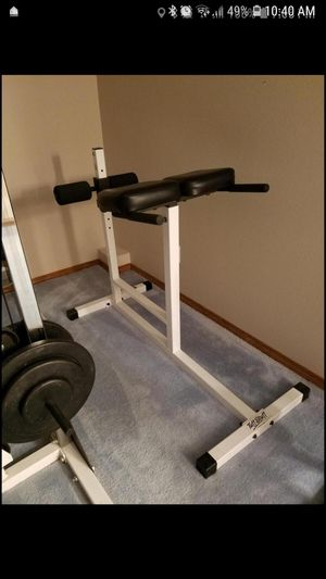Tuff stuff back extension apparatus for Sale in Beaverton, OR