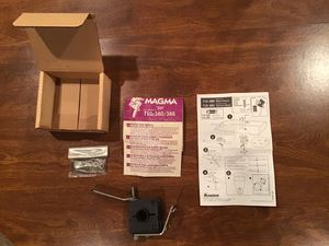 Magma rail mount for BBQ or Fish Cleaning Table for Sale in Newland, NC