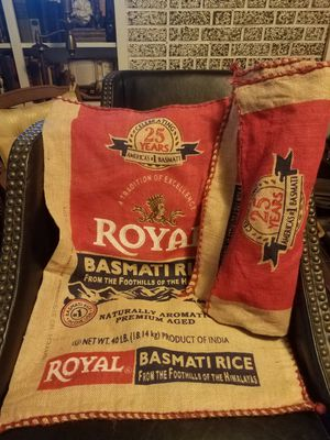 Rice Burlap Sacks for Sale in Orlando, FL