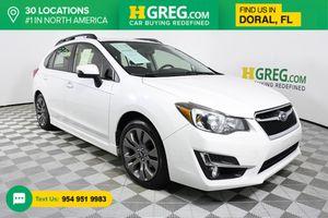 2015 Subaru Impreza Wagon for Sale in Doral, FL