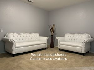 $650 brand new couches two piece set for Sale in Anaheim, CA