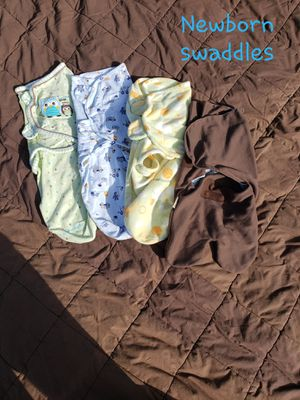Huge 60+ newborn/ 0-3 month baby boy clothes for Sale in Portland, OR