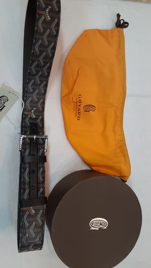Authentic goyard belt for Sale in NJ, US