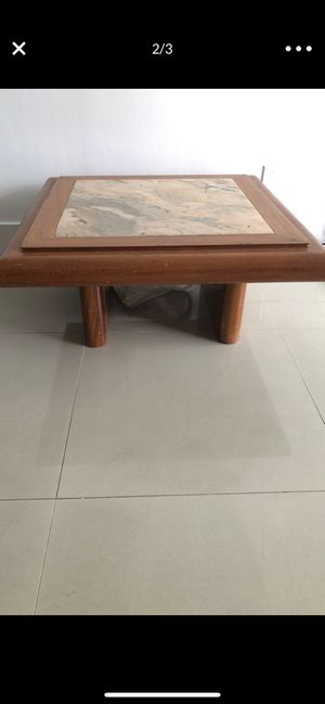 Table for living room for Sale in North Miami Beach, FL