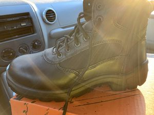 Brand new work boots must go 150obo for Sale in Philadelphia, PA