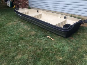 Pelican intruder Jon boat for Sale in Grove City, OH