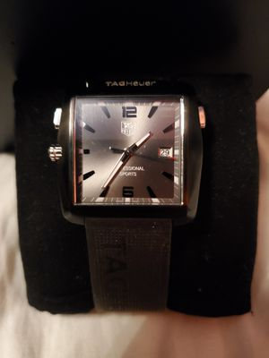 Men's Tag Huer Golf Professional Watch for Sale in Chandler, AZ