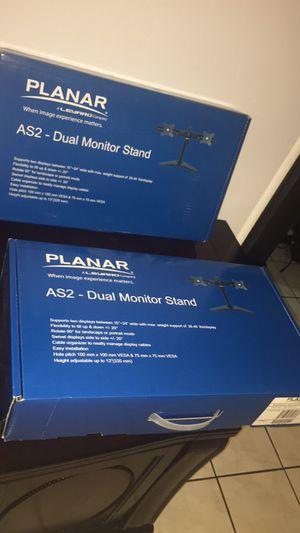 New Dual Monitor Stand for Sale in North Aurora, IL