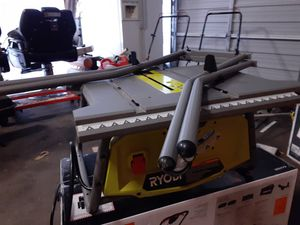 10-inch Ryobi table saw for Sale in Baltimore, MD