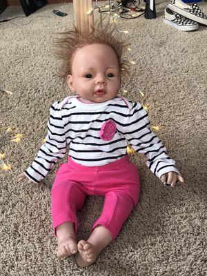 Reborn baby doll for Sale in Elk River, MN